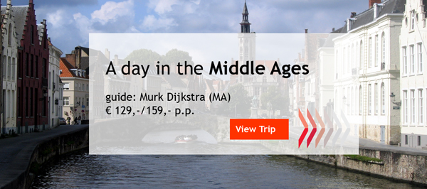 history trips | Bruges, a day in the Middle Ages