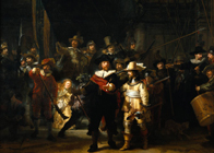 History Trips - Amsterdam in The Golden Age | The Nightwatch by Rembrandt