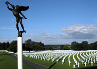 History Trips | American cemetery at Henri-Chapelle