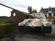 History Trips | Tiger tank