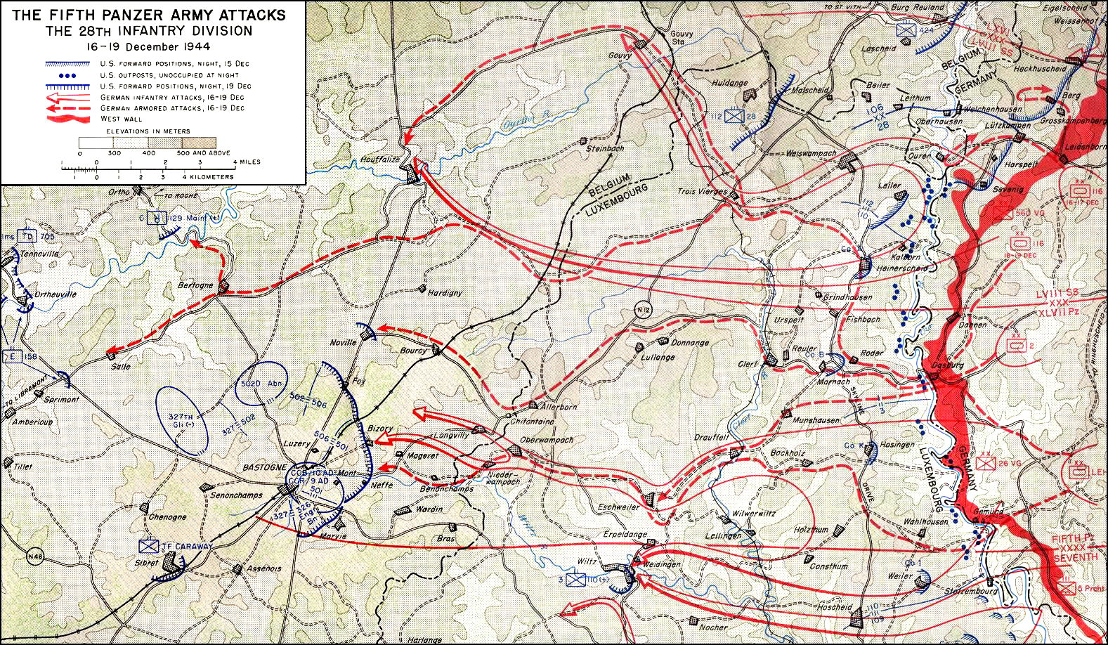 History Battle of The Bulge History Trips | Battle of The